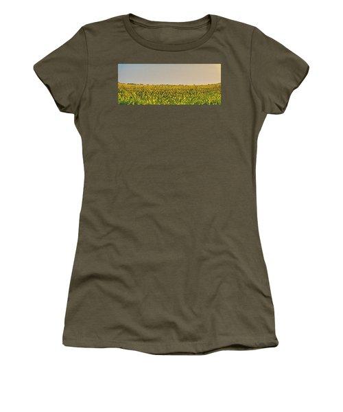 A World Of Flowers Women's T-Shirt