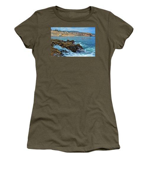 Abalone Cove Shoreline Park Sacred Cove Women's T-Shirt