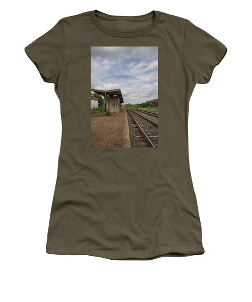 Abandoned Depot Women's T-Shirt