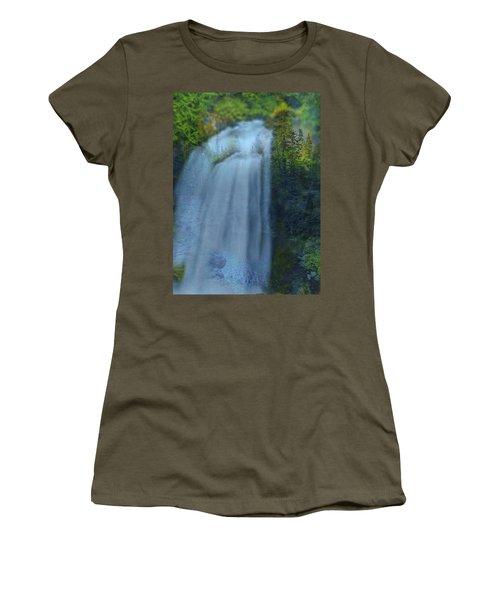 Above The Falls Women's T-Shirt