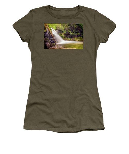 Abrams Falls Women's T-Shirt (Athletic Fit)
