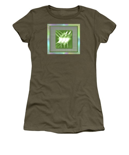 Abstract 54 Women's T-Shirt (Athletic Fit)