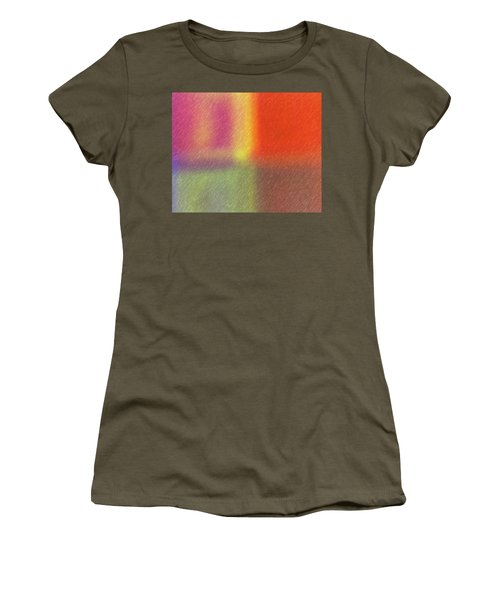 Abstract 5791 Women's T-Shirt