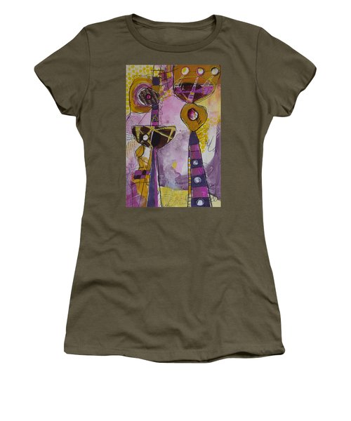 Abstract 86 Women's T-Shirt