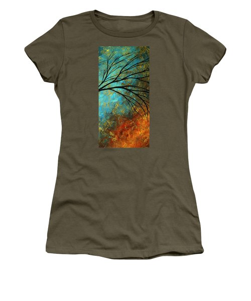 Abstract Landscape Art Passing Beauty 4 Of 5 Women's T-Shirt