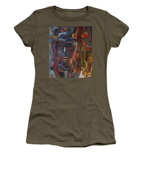 Abstract Man Women's T-Shirt