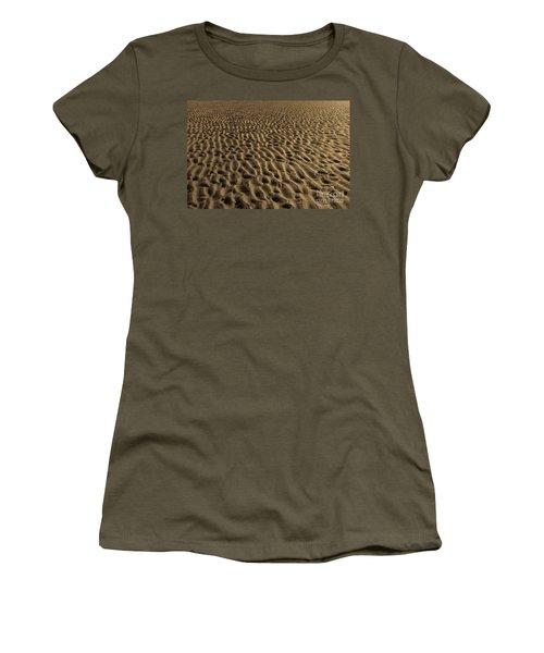 Abstract Sand Women's T-Shirt
