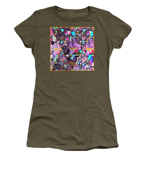 Abstract Windows Women's T-Shirt