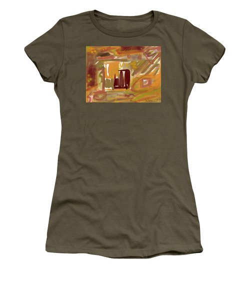 Abstraction Collect 1 Women's T-Shirt
