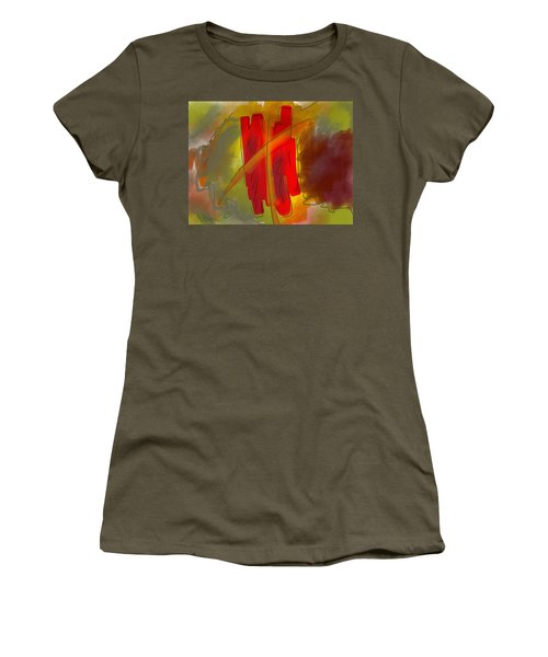 Abstraction Collect 3 Women's T-Shirt