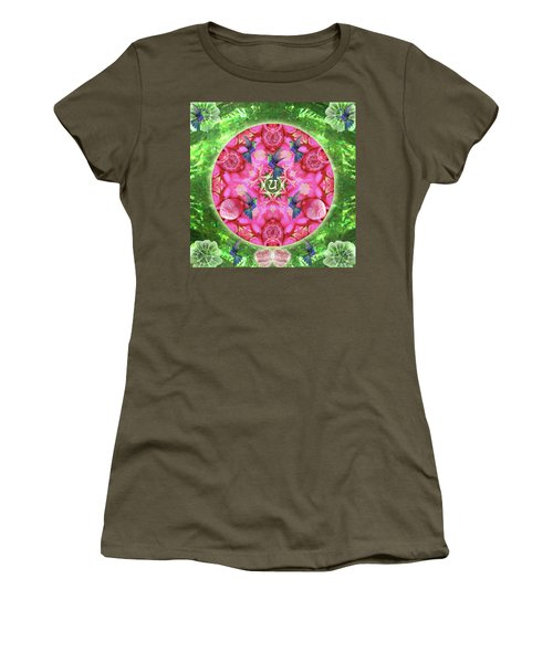 Abundant Flight Women's T-Shirt (Athletic Fit)