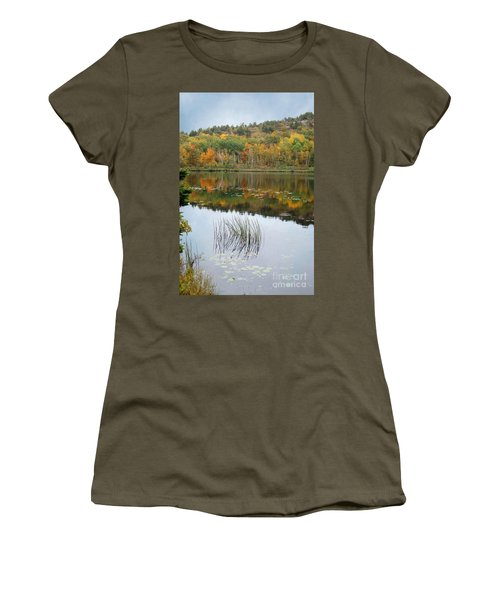 Acadia Autumn Women's T-Shirt