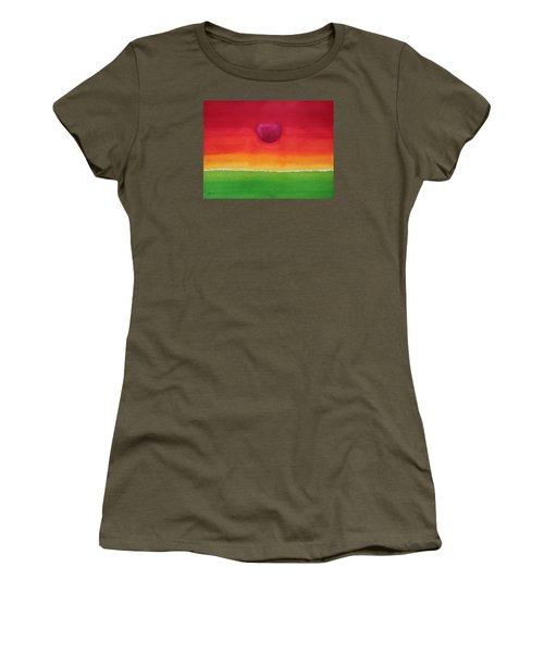 Acceptance Original Painting Women's T-Shirt