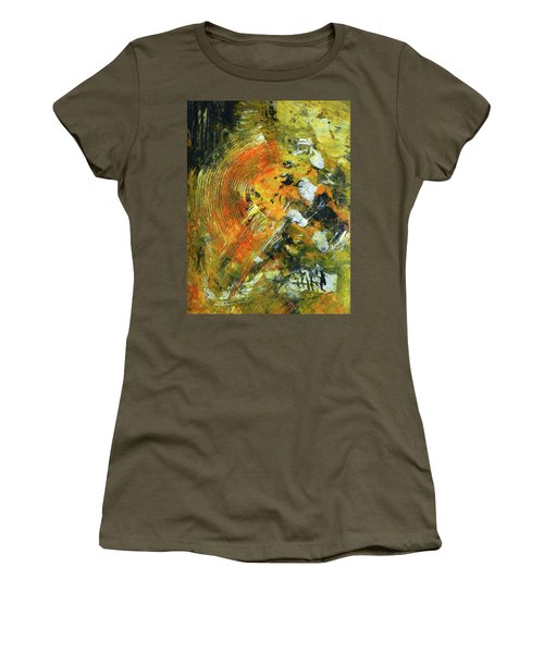 Addicted To Chaos Women's T-Shirt (Junior Cut) by Everette McMahan jr