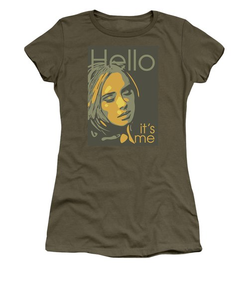 Adele Women's T-Shirt (Athletic Fit)