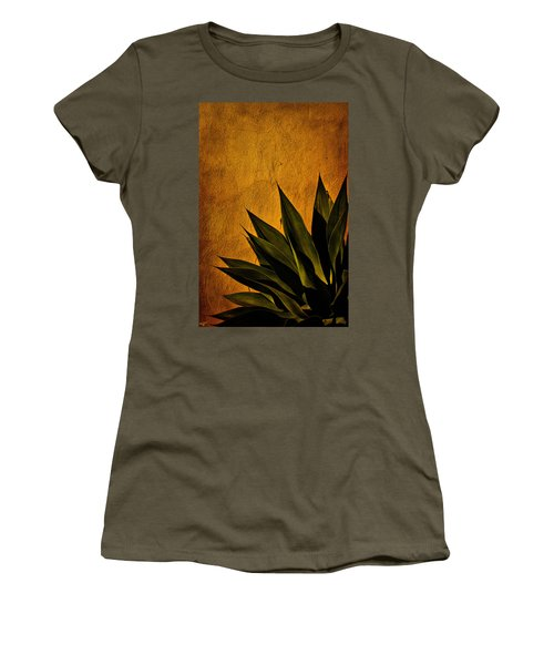 Adobe And Agave At Sundown Women's T-Shirt
