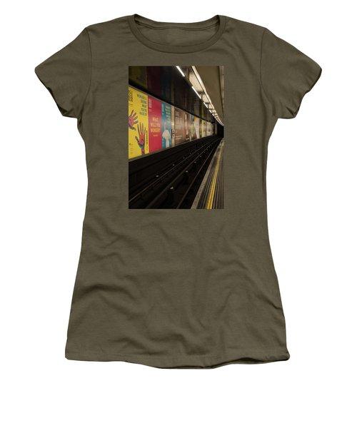 Ads Underground Women's T-Shirt