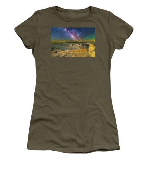 Aeons Of Time Women's T-Shirt