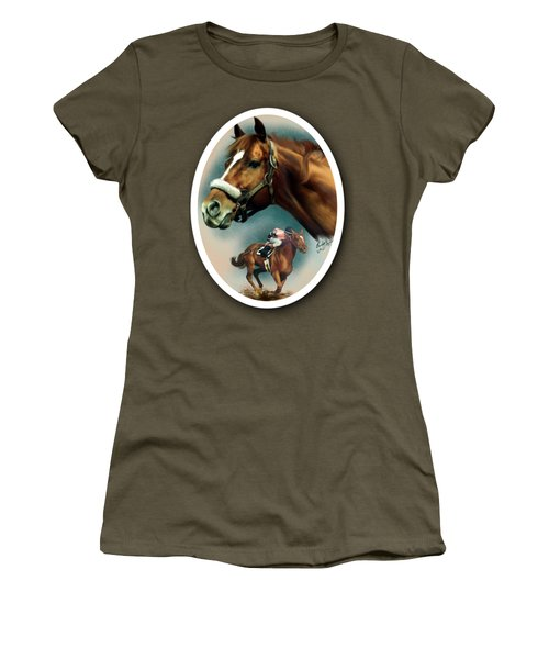 Affirmed With Name Decor Women's T-Shirt