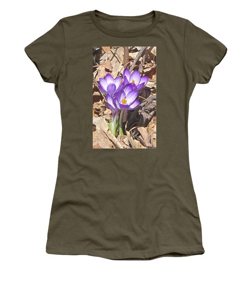 After The Snow Has Gone Women's T-Shirt