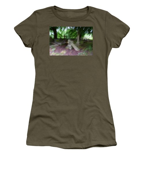 Afterlife Women's T-Shirt (Athletic Fit)