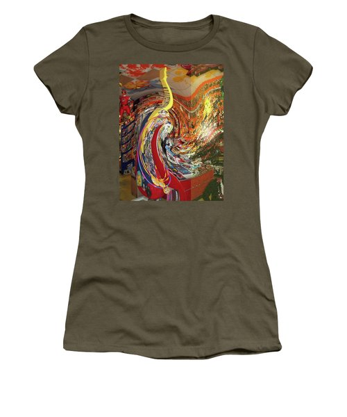 Afternoon Hallucination Women's T-Shirt