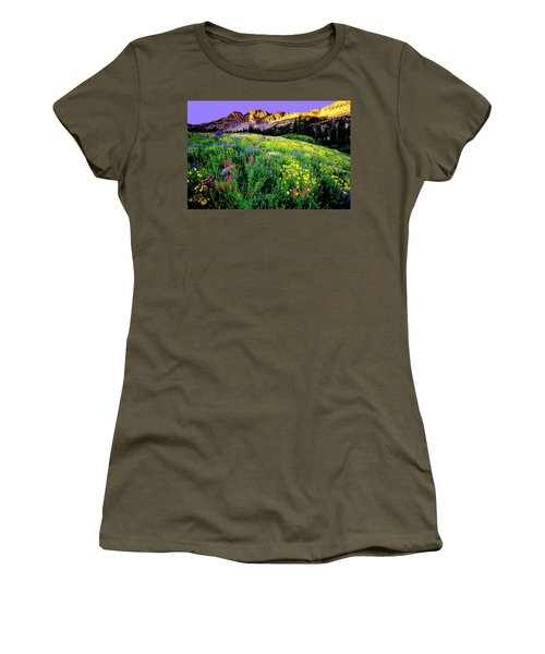 Albion Meadows Women's T-Shirt (Athletic Fit)