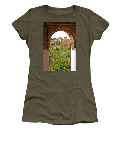 Alhambra - Granada, Spain Women's T-Shirt