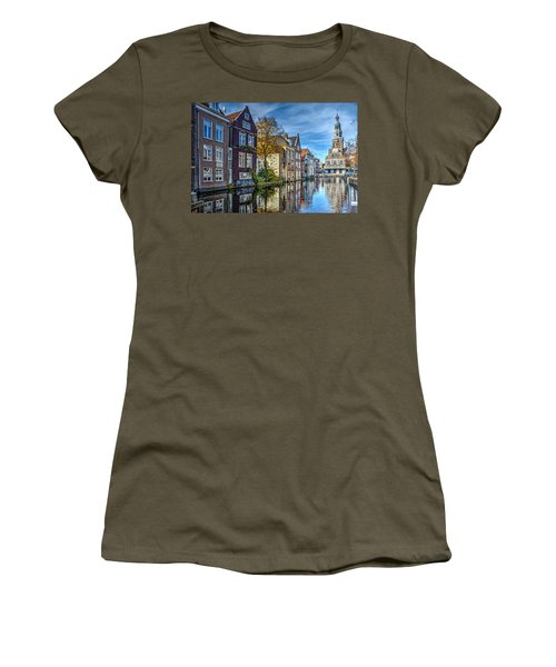 Alkmaar From The Bridge Women's T-Shirt