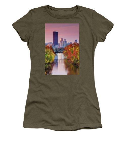 All Pittsburgh Pink  Women's T-Shirt
