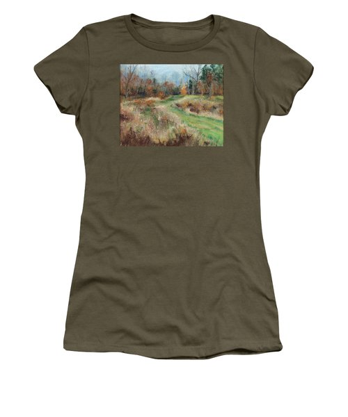 Allardale Impressions Women's T-Shirt (Junior Cut) by Lee Beuther