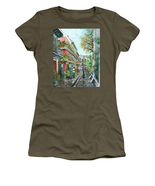 Alley Jazz Women's T-Shirt