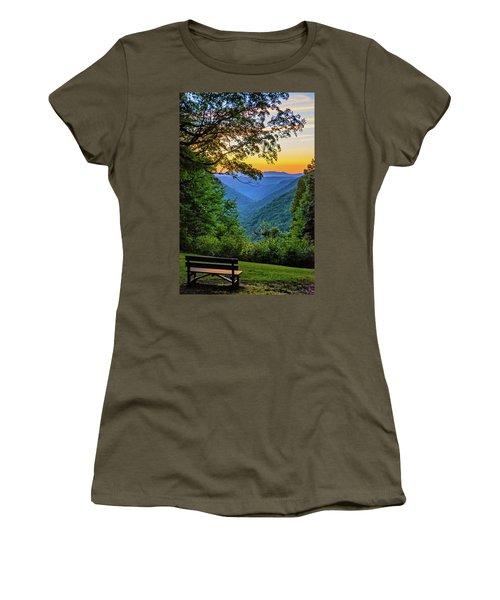 Almost Heaven - West Virginia 3 Women's T-Shirt