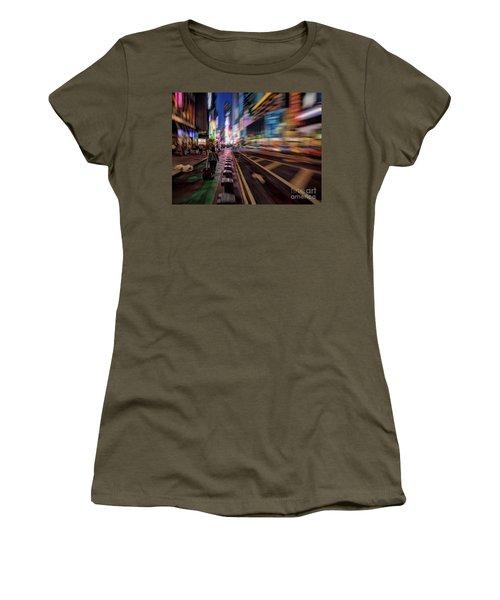 Alone In New York City 2 Women's T-Shirt