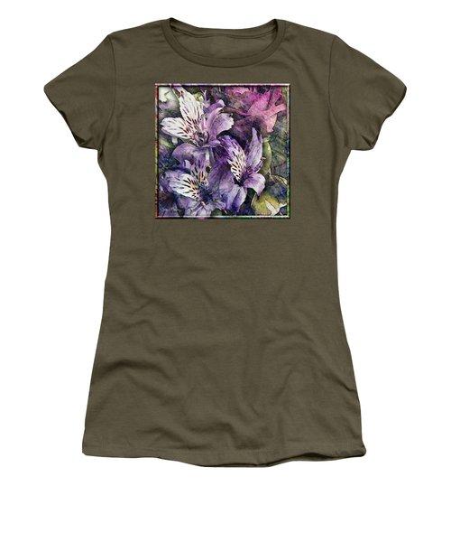 Alstroemeria Women's T-Shirt