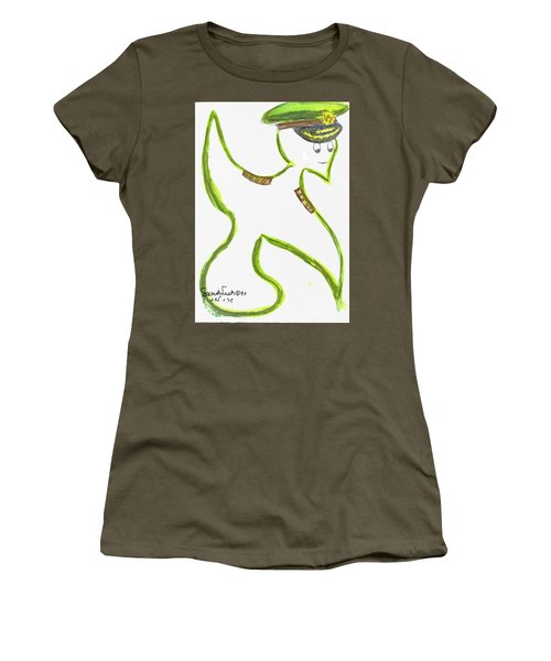Aluf - General Women's T-Shirt (Athletic Fit)