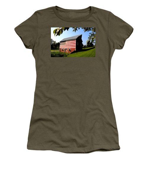 Americana 1 Desoto Kansas Women's T-Shirt