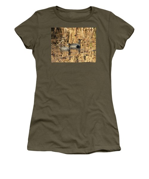 American Coots Women's T-Shirt (Athletic Fit)