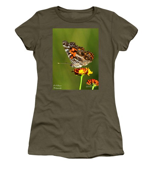 American Painted Lady Women's T-Shirt