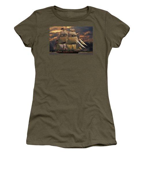 America's Ship Women's T-Shirt