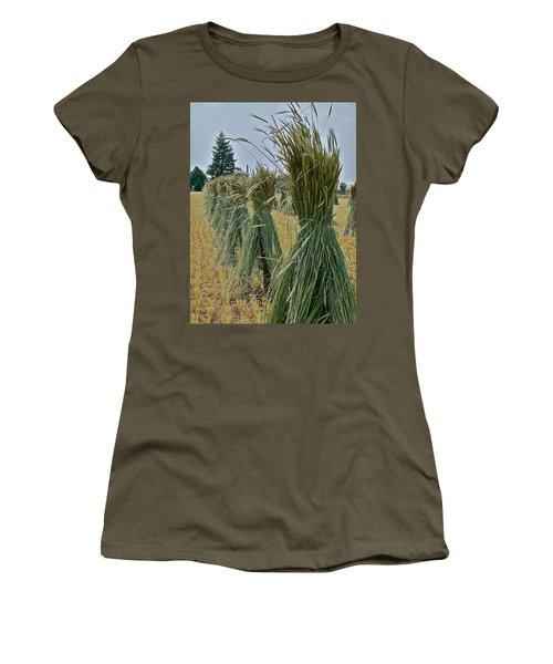 Amish Harvest Women's T-Shirt