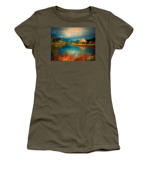 An Autumn Storm Women's T-Shirt
