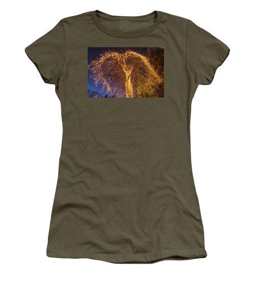 An Extrinsic Element  Women's T-Shirt (Junior Cut) by Bijan Pirnia