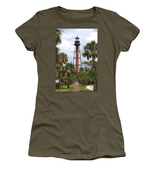 Anclote Key Lighthouse Women's T-Shirt