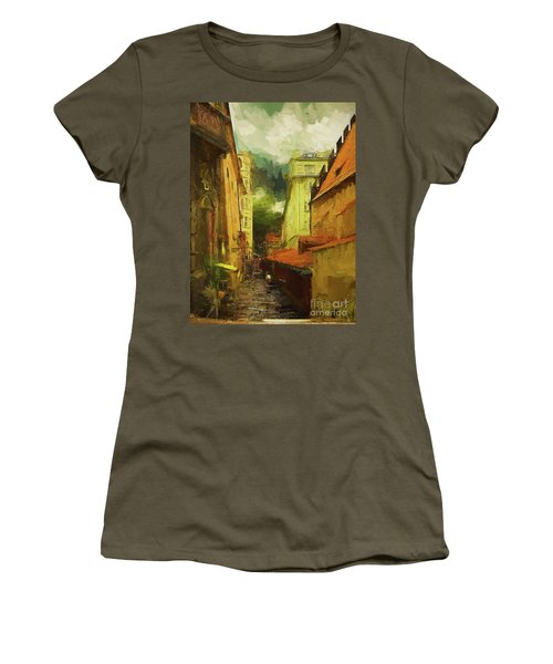 And Then It Rained Women's T-Shirt