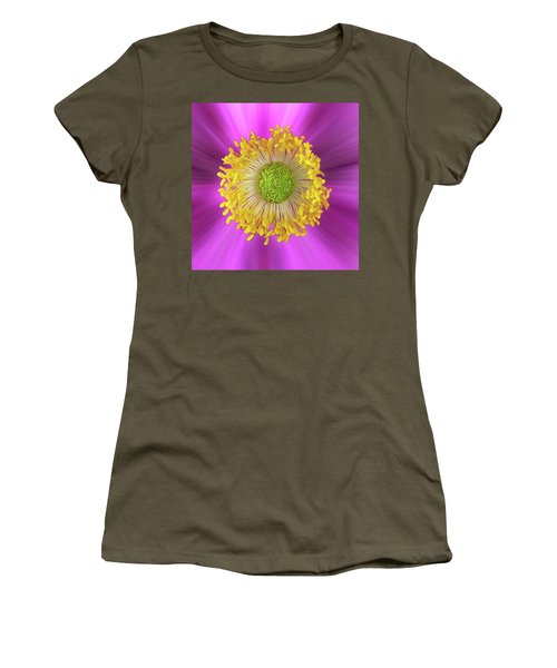Anemone Hupehensis 'hadspen Women's T-Shirt