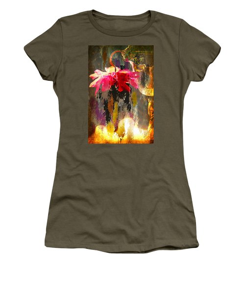 Anemone Monday Women's T-Shirt (Athletic Fit)