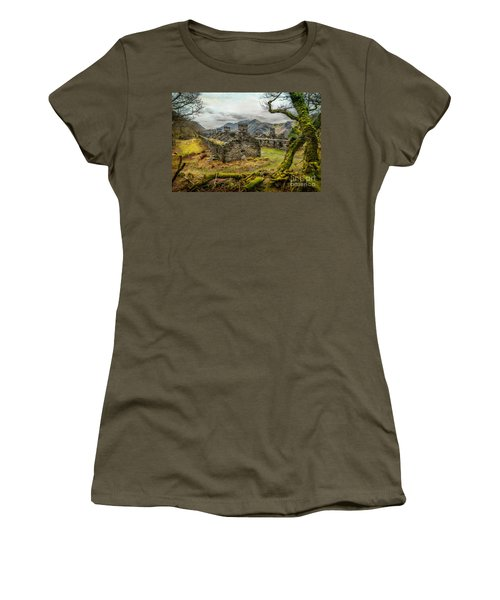 Anglesey Barracks Women's T-Shirt (Junior Cut) by Adrian Evans