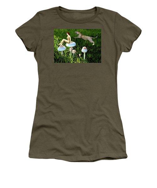 Angoisse Feminine#4 Women's T-Shirt