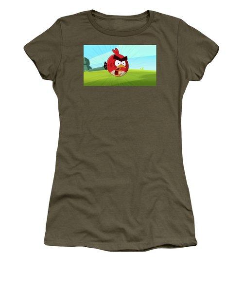 Angry Birds Women's T-Shirt